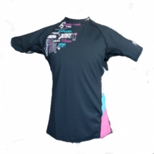 Jobe Rash guard ladies mission