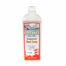 Seapower boatsoap                                                                                         (+wax) 500ml